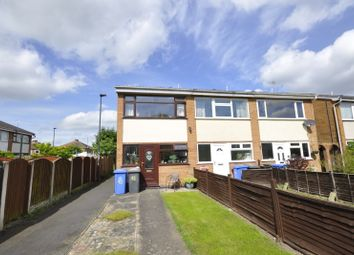 Thumbnail 2 bed end terrace house to rent in Nicola Gardens, Littleover, Derby