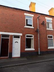 Thumbnail 2 bed terraced house to rent in Westwood Grove, Leek, Staffordshire