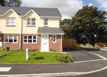 Thumbnail 3 bedroom property to rent in Maes Y Coed, Llanddaniel, Gaerwen