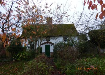 Thumbnail 3 bedroom cottage to rent in Back Road, Wenhaston, Halesworth
