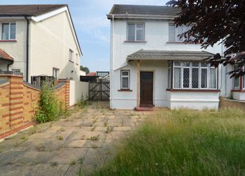 Thumbnail 3 bed detached house to rent in St. Johns Road, Seven Kings, Ilford