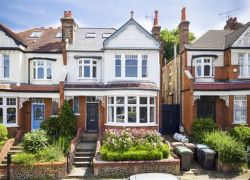 Thumbnail 5 bed semi-detached house for sale in Grove Avenue, Muswell Hill, London