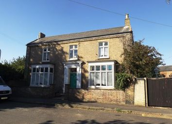 Thumbnail 4 bed semi-detached house for sale in West Street, Crowland, Peterborough, Lincolnshire