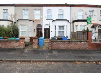 Thumbnail 4 bed terraced house to rent in Fraser Road, Crumpsall, Manchester