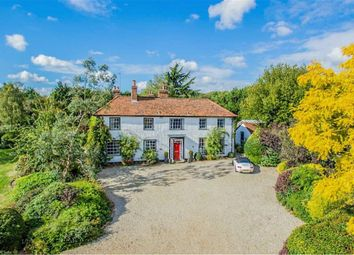 Thumbnail 5 bed detached house for sale in Stanstead Road, Stanstead Abbotts Ware, Hertfordshire