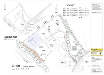 Thumbnail Land for sale in Waterfall Meadows, Cleghorn, Lanark