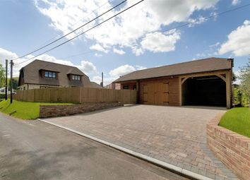 Thumbnail 5 bed detached bungalow to rent in London Road, Addington, West Malling
