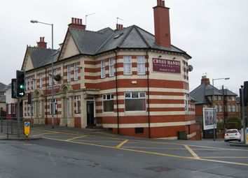 Thumbnail Pub/bar for sale in 446 Chepstow Road, Newport, Gwent