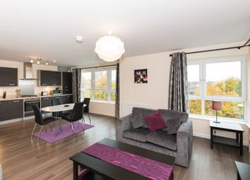 Thumbnail 2 bed flat to rent in Burnside Road, Dyce, Aberdeen AB217Ha