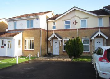 Thumbnail 2 bed terraced house to rent in Hawkins Crescent, Bradley Stoke, Bristol
