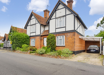 3 bed detached house for sale in The Street, Stisted, Braintree, Essex CM77