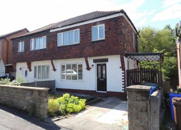 Thumbnail 3 bedroom semi-detached house to rent in Hawkstone Avenue, Droylsden, Manchester