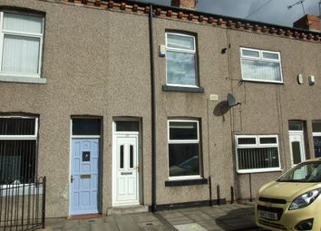 Thumbnail 1 bed terraced house to rent in Oliver Street, Linthorpe, Middlesbrough