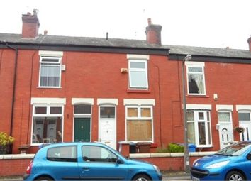 Thumbnail 2 bedroom terraced house to rent in Shaw Road South, Cale Green, Stockport, Cheshire
