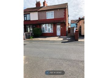 Thumbnail 2 bed semi-detached house to rent in Chiselhurst Avenue, Blackpool