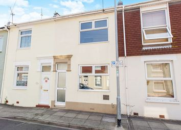 Thumbnail 3 bedroom terraced house for sale in Barnes Road, Portsmouth