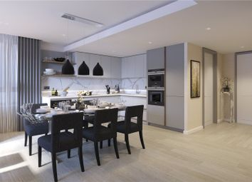 Thumbnail 3 bed flat for sale in Garrett Mansions, West End Gate, Newcastle Place, London
