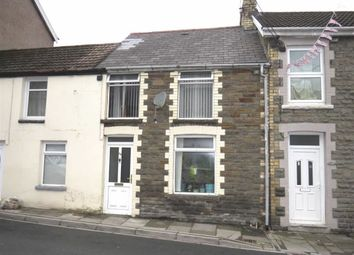 Thumbnail 2 bedroom terraced house for sale in Richard Street, Cilfynydd, Pontypridd