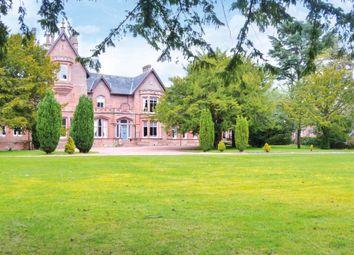 Thumbnail 3 bedroom flat for sale in Elmwood Manor, Blantyre Mill Road, Bothwell, South Lanarkshire