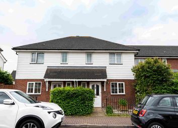 Thumbnail 3 bed semi-detached house to rent in Island Way East, St. Marys Island, Chatham, Kent