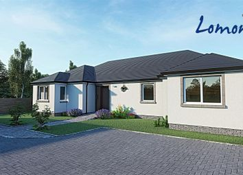 Thumbnail 4 bedroom detached bungalow for sale in East End, Star, Glenrothes