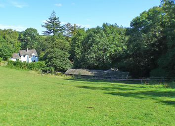 Thumbnail 3 bed equestrian property for sale in Sigford, Newton Abbot