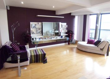 Thumbnail 3 bedroom flat for sale in Dock Street, Leeds