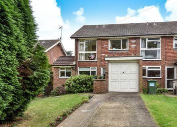 Thumbnail 3 bedroom end terrace house for sale in Courtfield Drive, Maidenhead