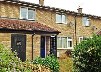 Thumbnail 2 bed terraced house for sale in Lawrence Road, Wittering, Peterborough