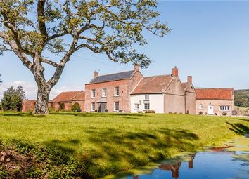 Thumbnail 5 bedroom detached house for sale in White House Lane, Loxton, Axbridge, Somerset
