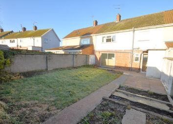Thumbnail 4 bed terraced house to rent in Blenheim Drive, Filton, Bristol