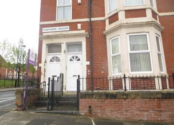 Thumbnail 5 bedroom maisonette to rent in Strathmore Crescent, Benwell, Newcastle Upon Tyne
