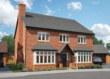 "Thumbnail 5 bed detached house for sale in ""The Oak"" at Mandale Close, Bishops Itchington, Southam"