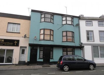 Thumbnail 1 bed flat to rent in Flat 3, 31, Bangor Street, Caernarfon