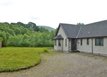 Thumbnail 4 bed detached bungalow for sale in Eilona, Roy Bridge, Fort William
