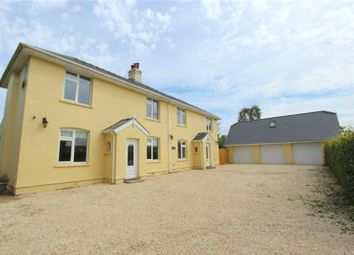 Thumbnail 5 bedroom detached house to rent in Ypres Road, Chiseldon, Wiltshire