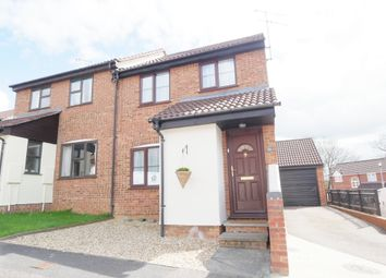 Thumbnail 3 bedroom semi-detached house for sale in Conifer Walk, Stevenage
