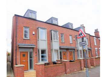 Thumbnail 4 bed town house for sale in Burton Road, Lincoln