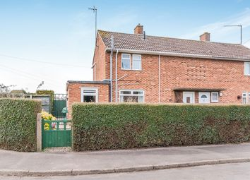 Thumbnail 2 bed semi-detached house for sale in Oldfield Avenue, Elm, Wisbech