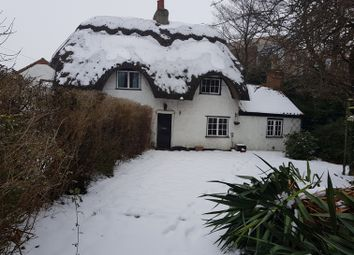 Thumbnail 1 bed cottage for sale in Bedford Road, Wootton