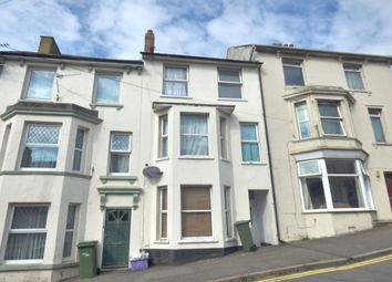 Thumbnail 4 bed terraced house for sale in Clarence Street, Folkestone