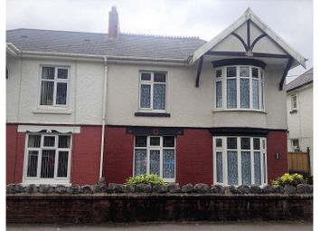 Thumbnail 3 bedroom semi-detached house for sale in Elba Crescent, Swansea