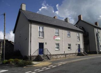Thumbnail 2 bed flat for sale in Cwrt Victoria Apartments, Bridge Street, Llanrwst, Conwy