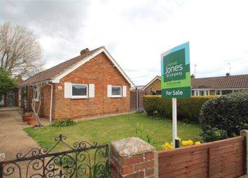 Thumbnail 2 bedroom detached bungalow for sale in Freshfields Drive, Lancing, West Sussex