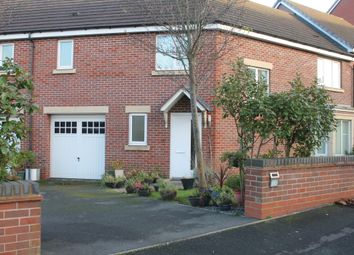 Thumbnail 3 bedroom semi-detached house to rent in 28 Millport Road, Wolverhampton