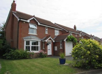 Thumbnail 4 bed detached house to rent in Redbrooks Close, Solihull