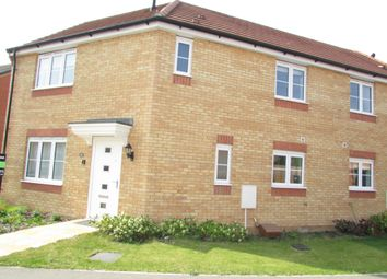 Thumbnail 3 bedroom end terrace house to rent in Shipton Grove, Hempstead