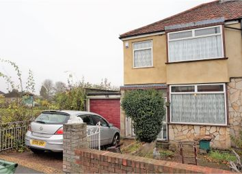 Thumbnail 3 bed semi-detached house for sale in Wickham Street, Welling