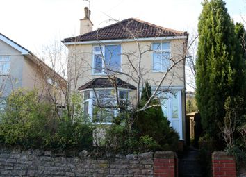 Thumbnail 3 bed detached house for sale in Slade Road, Portishead, Bristol