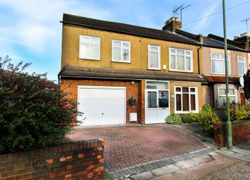 Thumbnail 4 bed terraced house for sale in Brunswick Avenue, London